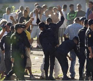Guatemala prisons