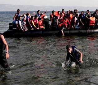 hromedia 13 migrants drown in latest Aegean Sea sinking eu news3