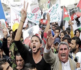 Arab Muslim youths
