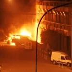 Battle rages for Burkina Faso hotel as suspected Islamists kill at least 20