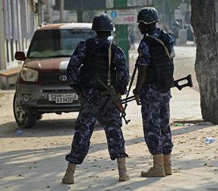 Blast at Somali capital