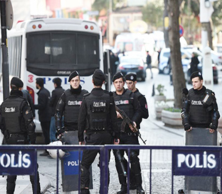 IS suicide bomber kill Istanbul