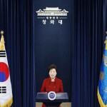 S. Korea leader calls for Chinese help to punish North Korea