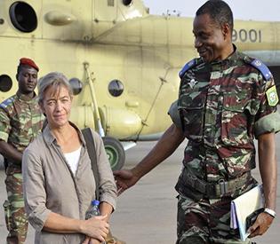 kidnap of Swiss woman in Mali