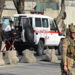 Afghan suicide bomb kills 10, wounds 20- deputy minister