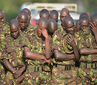 Attack killed at least 180 Kenyan soldiers.