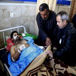 IS Suicide bombing at Iraqi funeral kills at least 25