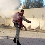 At least 13 dead in bombing north of Kabul