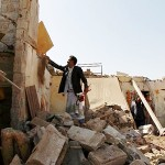 41 civilians dead in coalition raids on Yemen market- medics