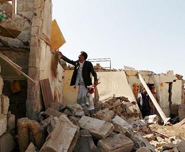 41 civilians dead in coalition raids on Yemen market- medics