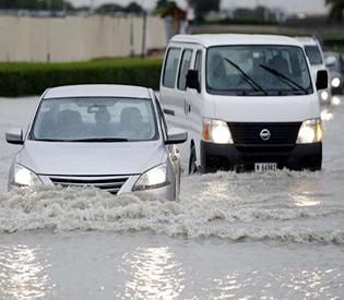 Heavy rain kills six in Oman, UAE- media