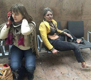 Islamic State claims Brussels attacks that kill at least 30
