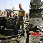 Islamic State truck bomb kills at least 60 people south of Baghdad