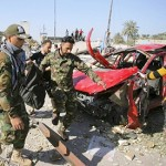 Suicide bomber kills 30 south of Baghdad- police