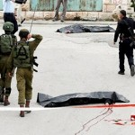 Two Palestinians who stabbed Israeli soldier shot dead in West Bank- army