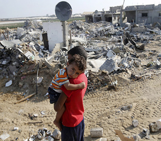 Aid to 1,000 Gaza families suspended after Israel cement ban