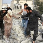 Escalating Syria violence threatens ceasefire