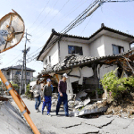 Second big quake hits southern Japan in just over 24 hours