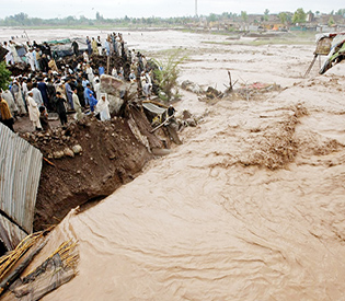 Rains kill 53 in NW Pakistan, Kashmir