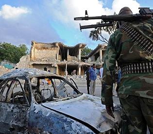 Two Somalia drone strikes kill about 12 militants 1
