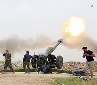 UN- Violence kills at least 1,119 Iraqis in March