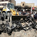 94 dead in triple Baghdad car bombings claimed by IS