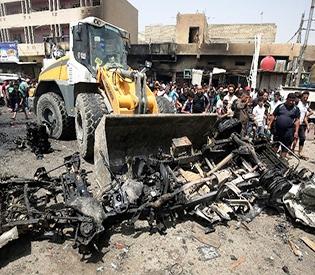 94 dead in triple Baghdad car bombings claimed by IS