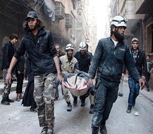 Air raids on IS Syria 1