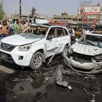 Twin suicide bombing kills 70 in Baghdad's deadliest attack this year