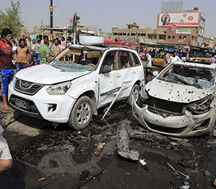 Baghdad's deadliest attack