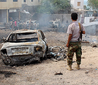 Boko Haram claims suicide attack