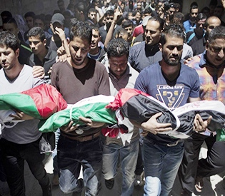 Fire kills 3 Gaza kids, sparks accusations over power crisis