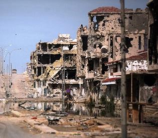 Islamic State suicide bombings kill 32 Libyan militiamen