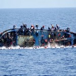 Italy recovers 7 bodies, saves 500 after migrant ship flips