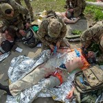 Seven Ukrainian soldiers killed in war-torn east