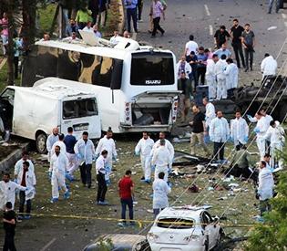 Turkey car bombing