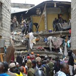 Kenya death toll after building collapse reaches 16
