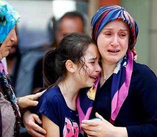 41 dead in Istanbul airport carnage blamed on IS