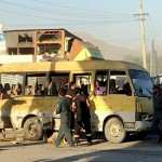 Bomb attacks kill at least 22 in Afghanistan