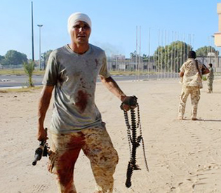 Libya pro-govt fighters dead in clashes