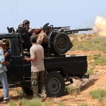 Libya unity forces in street battles with IS in Sirte