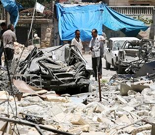 Russia announces 48-hour ceasefire in Syria's Aleppo