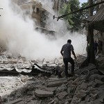 Syria regime raids on Aleppo kill 16 civilians