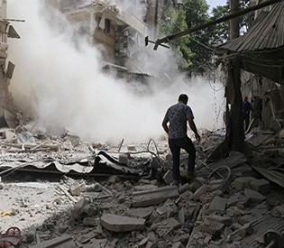 Syria regime raids on Aleppo kill 16 civilians