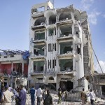 Somalia forces end extremist siege of hotel, 15 killed