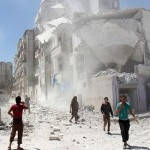 51 civilians dead in bombardment of Syria rebel-held areas- monitor