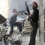 At least 70 killed in north of Syria's Aleppo