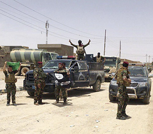 Two 'senior' IS military leaders killed in Iraq strike