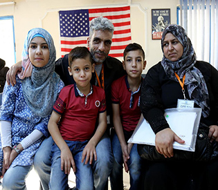 10,000th Syrian reaches US this week in resettlement program