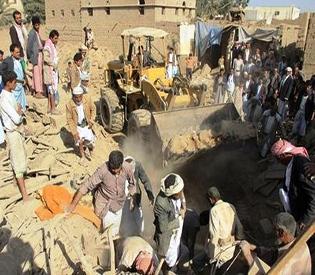 Air strike kills 16 members of Yemeni imam's family